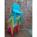 Chairs kindergarten