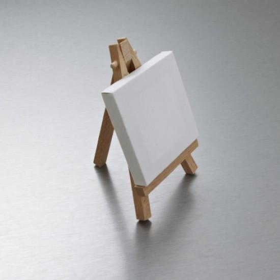 Mini sevalet, cu panza 9x7 cm